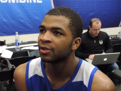 Aaron Harrison profile