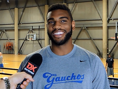 Alan Williams Workout Video and Interview