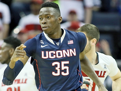 Top NBA Prospects in the AAC, Part 1: Amida Brimah Scouting Video