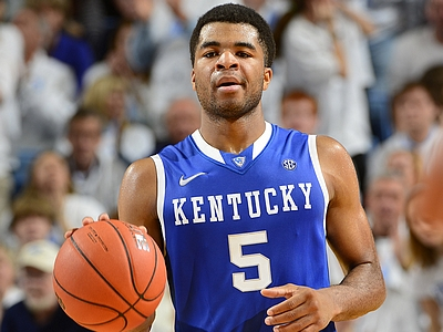 Top NBA Prospects in the SEC, Part 7: Andrew Harrison Scouting Video