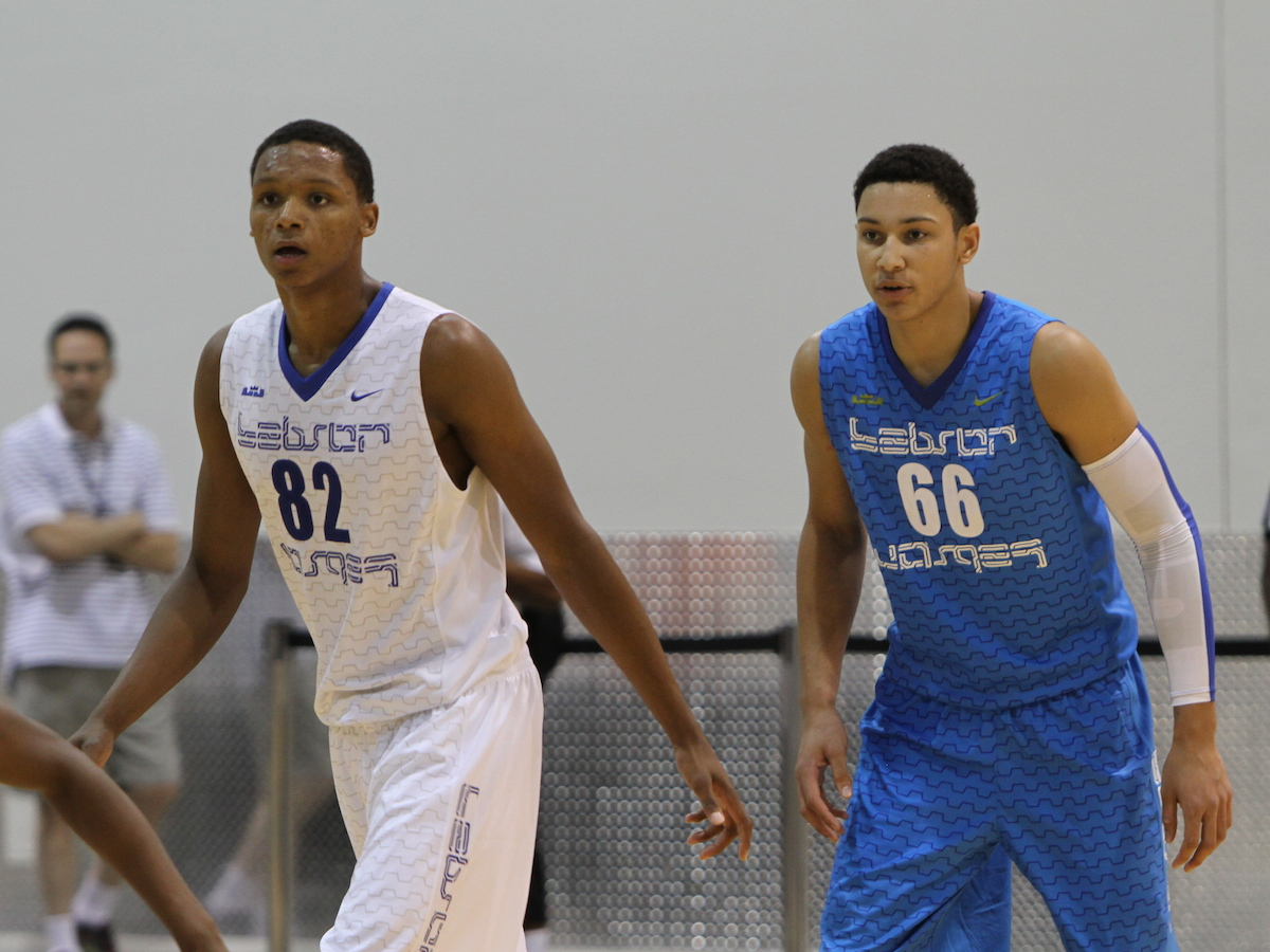 Ben Simmons vs Ivan Rabb Video Analysis
