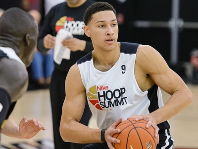 2015 Nike Hoop Summit: International Practice: Day Five