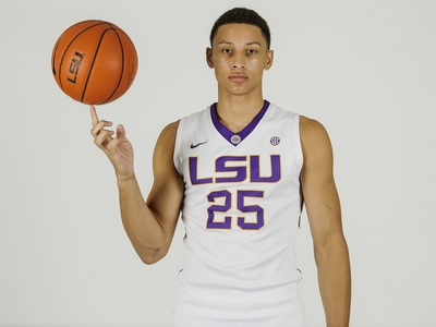 Top NBA Prospects in the SEC, Part 2: Ben Simmons Scouting Video