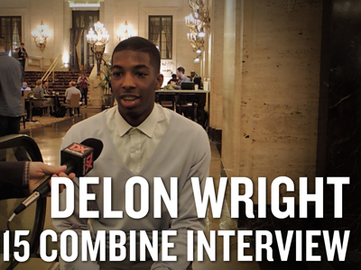 Delon Wright profile