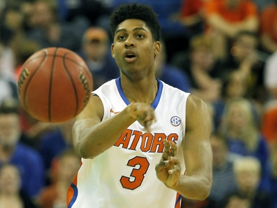 Top NBA Prospects in the SEC, Part 8: Devin Robinson Scouting Video