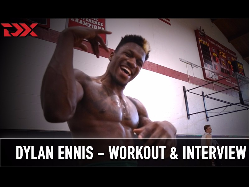 Dylan Ennis NBA Pre-Draft Workout and Interview