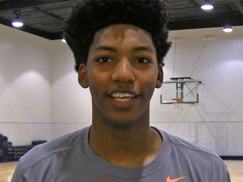 Elfrid Payton 2014 NBA Pre-Draft Workout and Interview Video