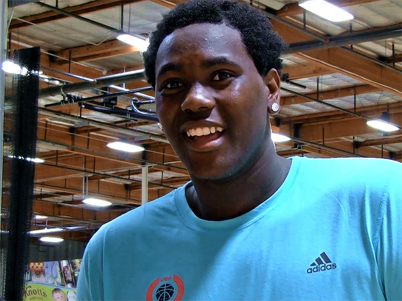 2014 adidas Nations Interview: Elijah Thomas