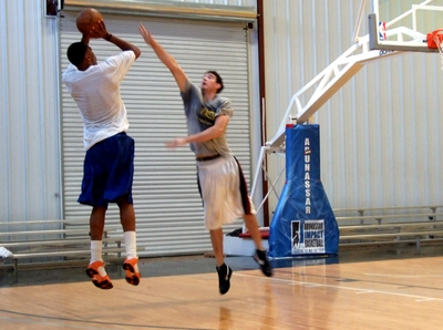Cross-Country Workout Swing: Part Two, Abunassar Impact Basketball