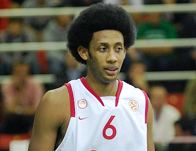 Josh Childress: I'll become a better player here in Europe
