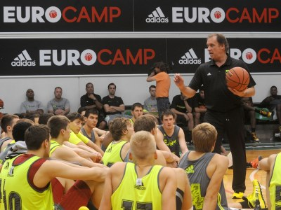 2013 adidas EuroCamp: Day Two