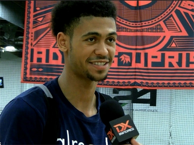 2014 adidas Nations Interview: Tyler Dorsey