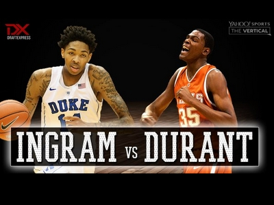 How Brandon Ingram Compares With Kevin Durant At The Same Age