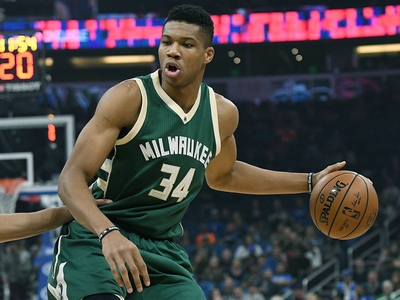 The Pro Perspective: Giannis Antetokounmpo