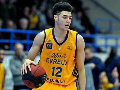 Isaia Cordinier 2014-15 NBA Draft Scouting Video