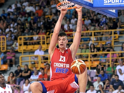 Analyzing the Top International NBA Prospects, #8: Ivica Zubac