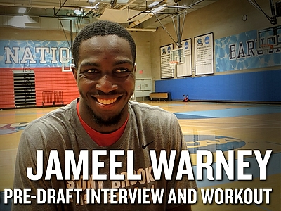 Jameel Warney profile