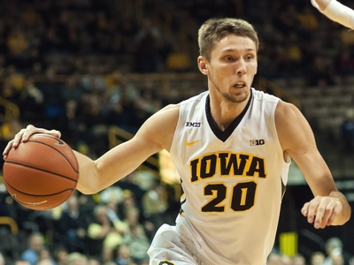 Jarrod Uthoff Updated NBA Draft Scouting Report