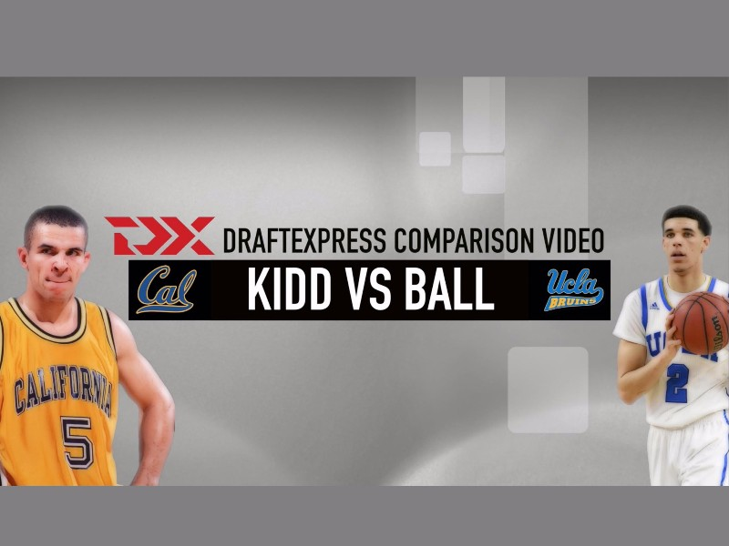 How Does Lonzo Ball Compare With Jason Kidd?