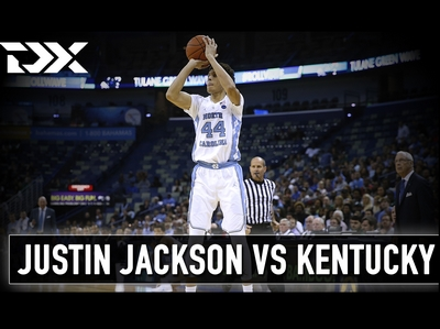 Matchup Video: Justin Jackson vs Kentucky