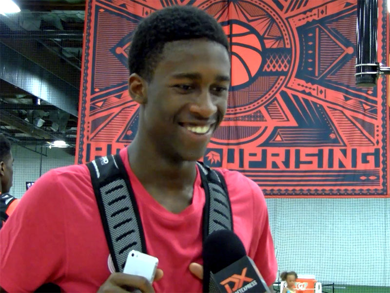 2014 adidas Nations Interview: Kobi Simmons