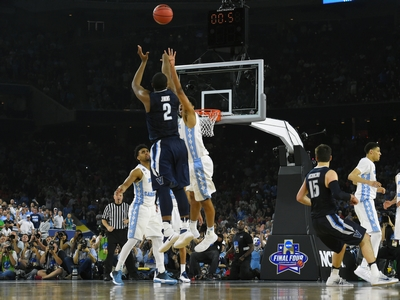 Breaking Down Kris Jenkins' Buzzer Beater vs North Carolina