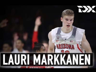 Lauri Markkanen - 7-foot Finnish Sniper