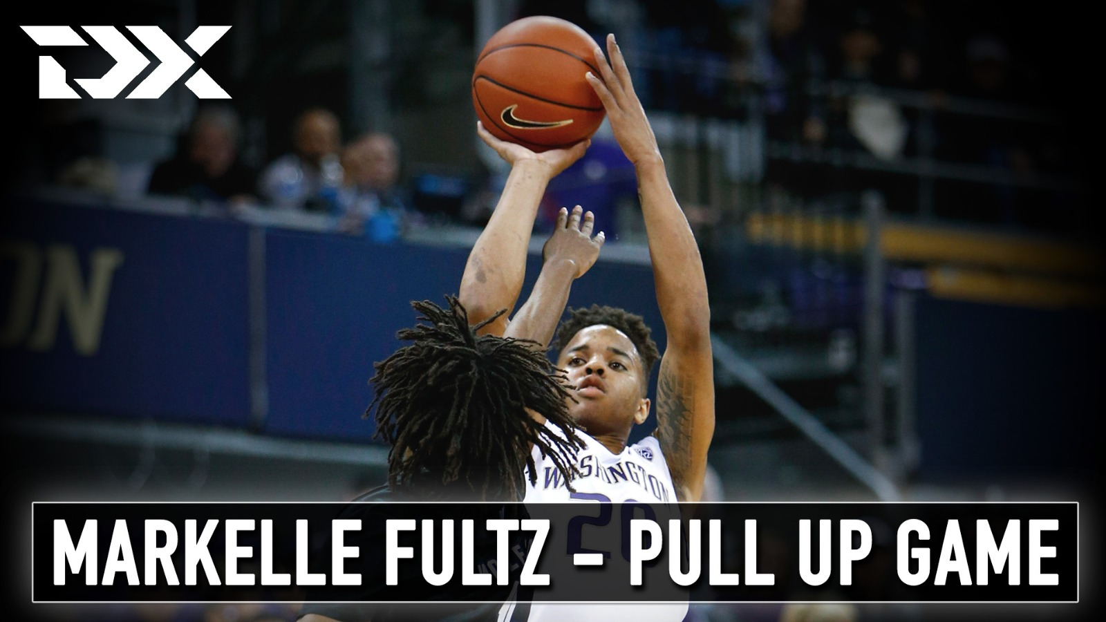Markelle Fultz - Pull Up Game