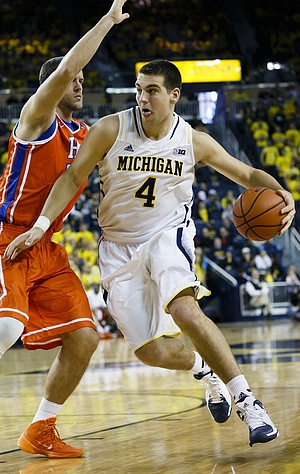 Mitch McGary profile