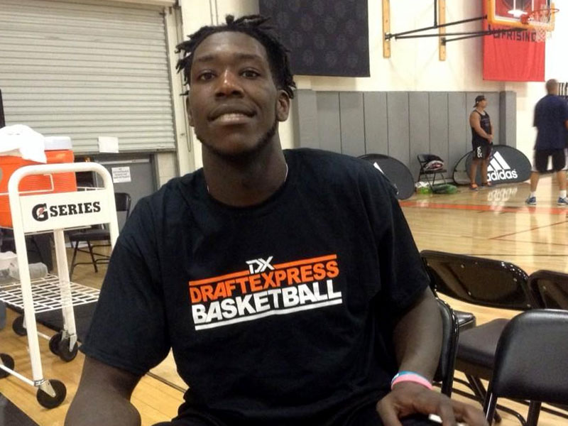 2014 adidas Nations Interview: Montrezl Harrell