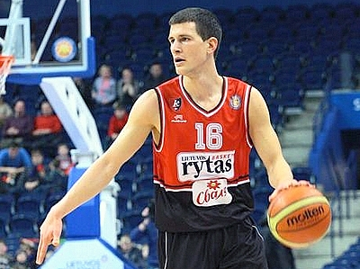 Nemanja Nedovic Evolving In Lithuania