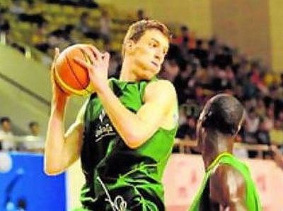 Ognjen Kuzmic Emerging in LEB Gold