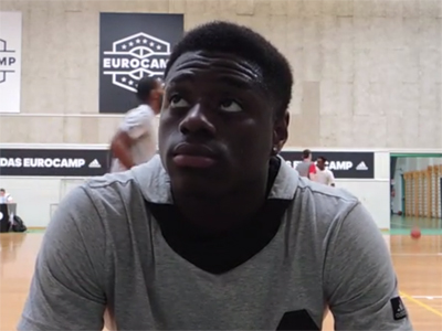 adidas Eurocamp Interviews: Rawle Alkins and Kobi Simmons