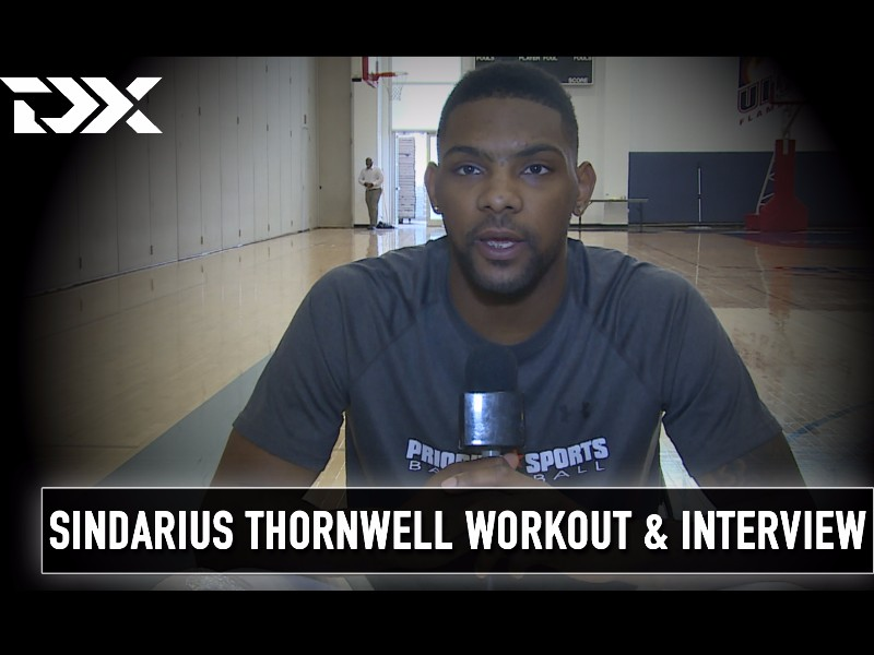 Sindarius Thornwell NBA Pre-Draft Workout and Interview