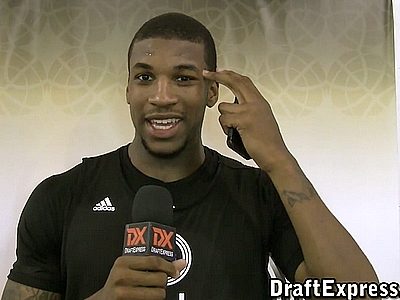 adidas Nations Highlights and Interview: Thomas Robinson