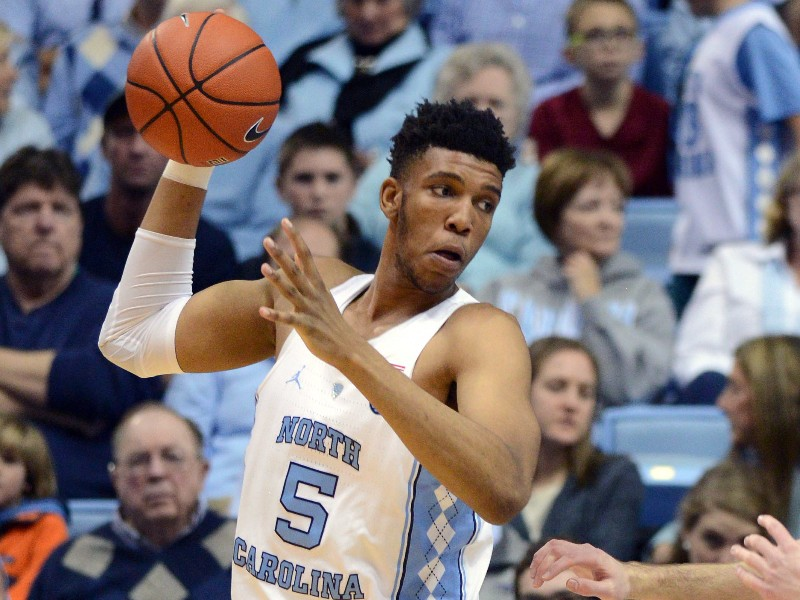 Tony Bradley NBA Draft Scouting Report and Video Analysis