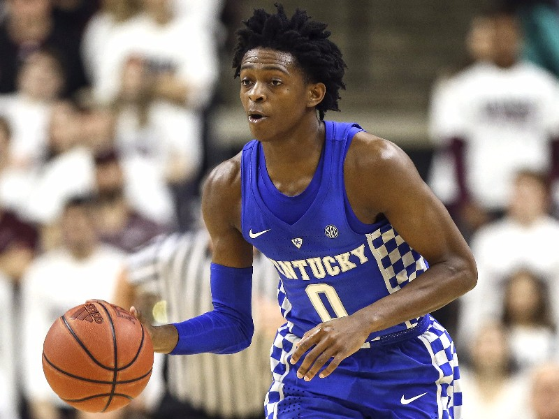 De'Aaron Fox NBA Draft Scouting Report and Video Analysis