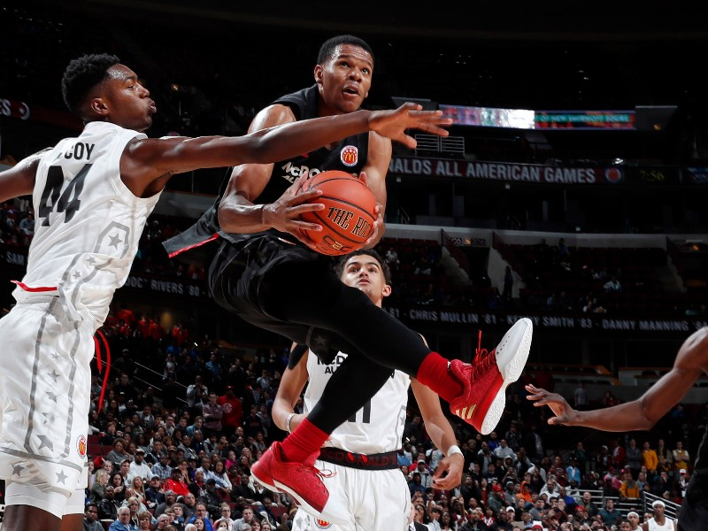 Trevon Duval McDonald's All-American Practice Highlights