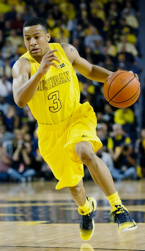 Trey Burke profile