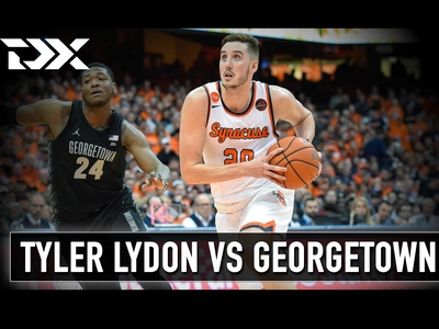Matchup Video: Tyler Lydon vs Georgetown