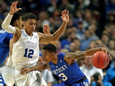What Did We Learn At the Champions Classic? Part 1: Kentucky vs Duke