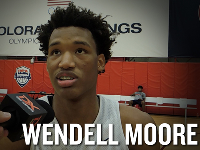 Wendell Moore profile