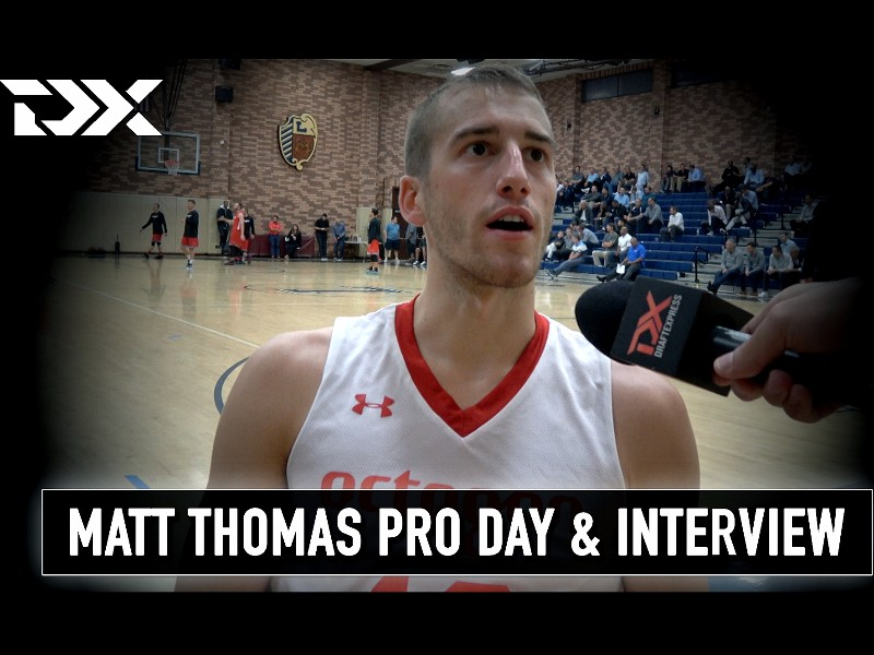 Matt Thomas profile