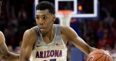 Allonzo Trier nba mock draft