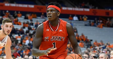 Bashir Ahmed nba mock draft