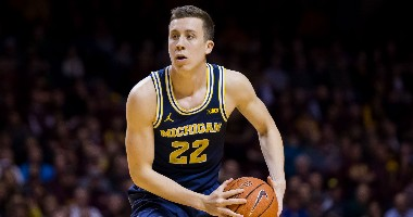 Duncan Robinson nba mock draft