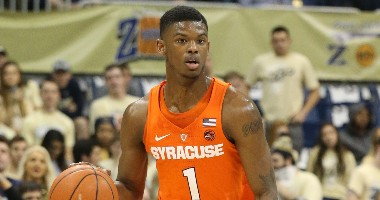 Frank Howard nba mock draft