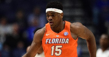 John Egbunu nba mock draft