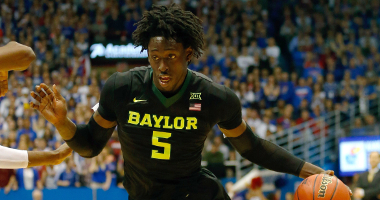 Johnathan Motley nba mock draft