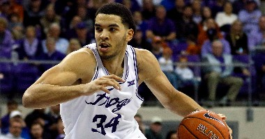 Kenrich Williams nba mock draft